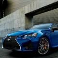 Lexus GSF Front Detail