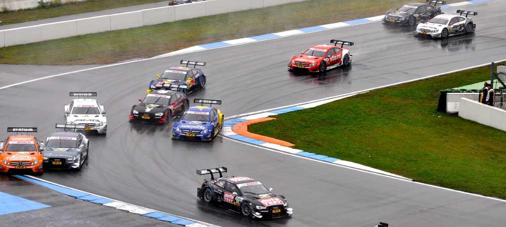 Das große DTM Finale 2013 am Hockenheimring Teil 2