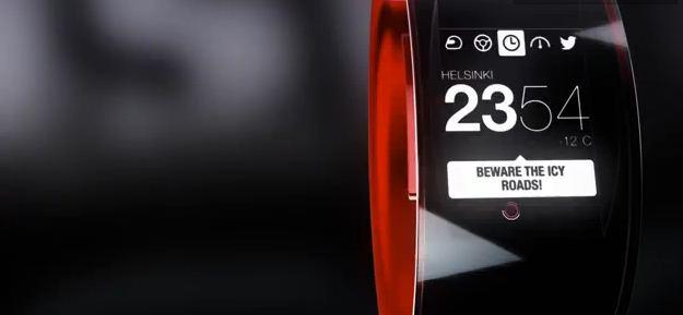 Nissan stellt Smartwatch Nismo vor