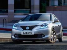 Neuer Suzuki Baleno ab Juni zu haben